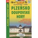 SHOCart 206 Plzeňsko, Doupovské hory 1:100 000 turistická mapa