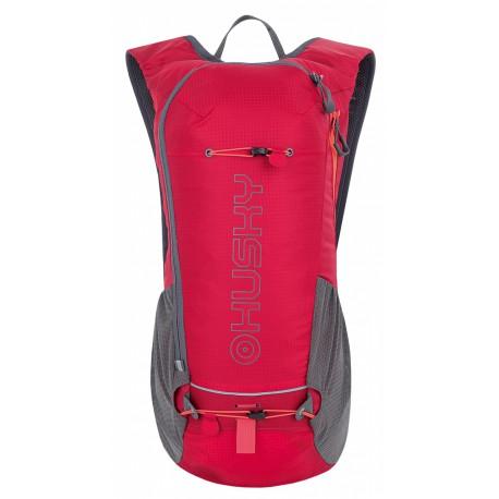 Husky Pelen 13 cyklistický batoh červený