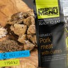 Adventure Menu Vepřové maso na kmíně 2 porce 200g sterilované jídlo na cesty