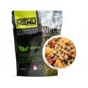Adventure Menu Tandoori Quinoa Vegan 1 porce 400 g sterilované jídlo na cesty