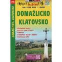 SHOCart 212 Domažlicko, Klatovsko 1:100 000 turistická mapa
