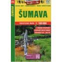 SHOCart 214 Šumava 1:100 000 turistická mapa