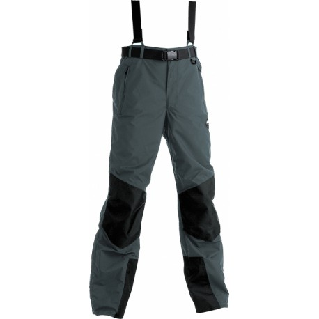 High Point Teton 2.0 dark grey/black pánské nepromokavé kalhoty BlocVent 2L SDWR