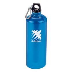 GoSystem Drink Bottle 1 l hliníková láhev