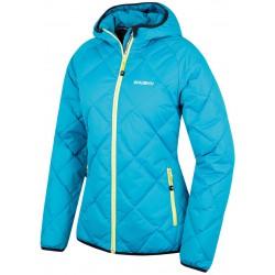 Husky Form L modrá dámská zimní sportovní péřová bunda
