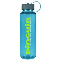Pinguin Tritan Slim Bottle 1L nárazuvzdorná lahev na pití modrá
