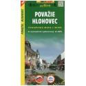 SHOCart 1080 Považie, Hlohovec 1:50 000 turistická mapa