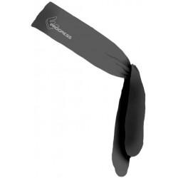 Progress D TR CEL černá unisex zavazovací čelenka