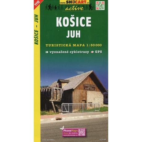 SHOCart 1110 Košice jih 1:50 000