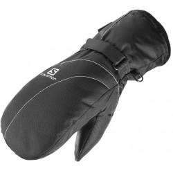 Salomon Force GTX Mitten W black 390181 dámské lyžařské palcové rukavice