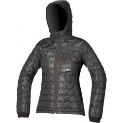 Direct Alpine Block lady 3.0 black/black dámská zateplená sportovní bunda