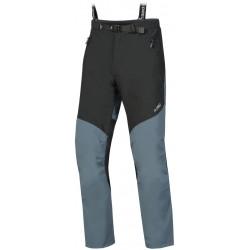Direct Alpine Trek 2.0 greyblue/black pánské softshellové kalhoty Soft Shell 4way Tex