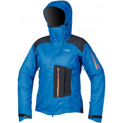 Direct Alpine Guide Lady 1.0 blue/anthracite dámská nepromokavá bunda Gelanots HB 3L