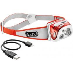 Petzl Reactik + oranžová čelovka