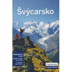Švýcarsko průvodce Lonely Planet