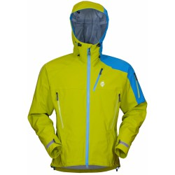 High Point Spider 2.0 oasis/cyan pánská softshellová bunda Softshell Dermizax EV 3L