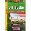 SHOCart 140 Jihlavsko 1:60 000 cykloturistická mapa