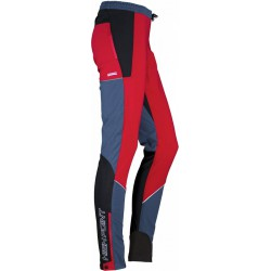High Point Gale Lady Pants red/blue shadow dámské softshellové kalhoty