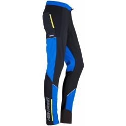 High Point Gale Lady Pants black graphite/blue dámské softshellové kalhoty
