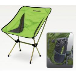 Pinguin Pocket Chair skládací kempingové křesílko zelené