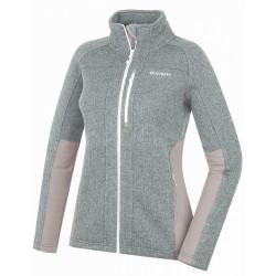 Husky Alan L šedý dámský sportovní svetr