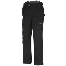 Husky Meng černé pánské nepromokavé zimní lyžařské kalhoty HuskyTech 20000