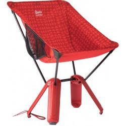 Therm-a-rest Quadra Chair red ochre kempingová židle
