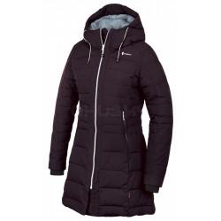 Husky Normy tmavě vínová dámský zimní kabát HuskyTech 10000