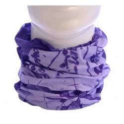 Trekmates Choob Polar Compass lilac multifunkční šátek