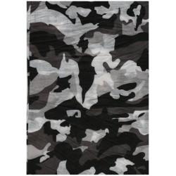 Trekmates Choob Camouflage Black multifunkční šátek