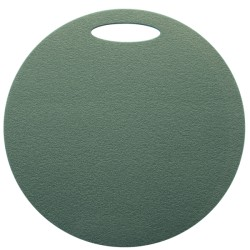 Yate Sedátko pěnové 8 mm/350 mm kulaté tmavě zelená