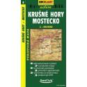 SHOCart 08 Krušné hory, Mostecko 1:50 000 turistická mapa
