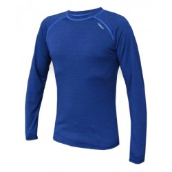 Jitex BoCo Ibak 902 TSS tmavě modrá pánské triko dlouhý rukáv Merino vlna
