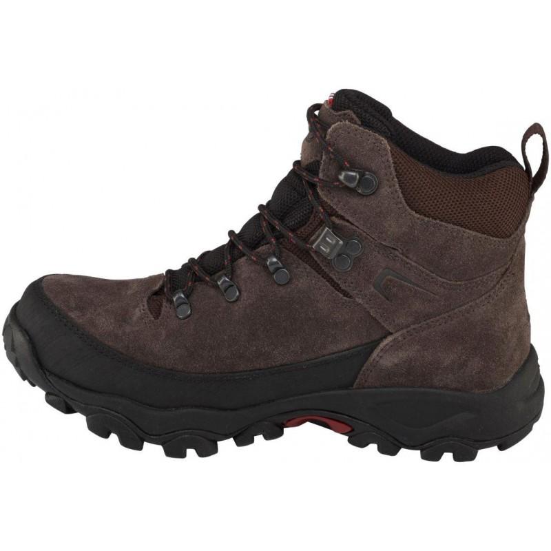 36fd3f70091 ... Viking Rondane Jr GTX dark brown black dětské nepromokavé kožené  trekové boty (1) ...