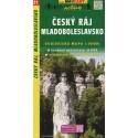 SHOCart 21 Český ráj, Mladoboleslavsko 1:50 000 turistická mapa