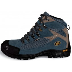 OriocX Candanchu W OCX2Dry azul dámské nepromokavé trekové boty