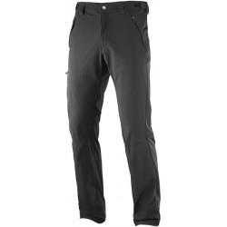 Salomon Wayfarer Pant M black 393125 pánské lehké turistické kalhoty
