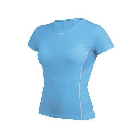 Craft Pro Cool TEE Women 1325 světle modrá dámské funkční triko krátký rukáv