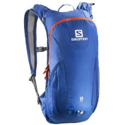 Salomon Trail 10 black 379976 běžecký batoh záda