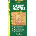 SHOCart 32 Pošumaví, Klatovsko 1:50 000 turistická mapa