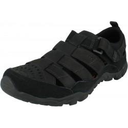 Merrell Telluride Wrap black J71097 pánské kožené outdoorové sandály