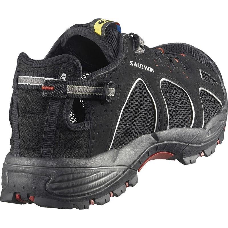 ... Salomon Techamphibian 3 black flea 128478 pánské sandály i do vody (5)  ... fe800e875d