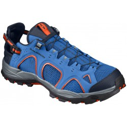 Salomon Techamphibian 3 nautical blue/flame 394703 pánské sandály i do vody