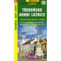 SHOCart 41 Třeboňsko, Horní Lužnice 1:50 000 turistická mapa
