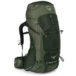 Osprey Aether AG 70 L adirondack green expediční batoh (1)