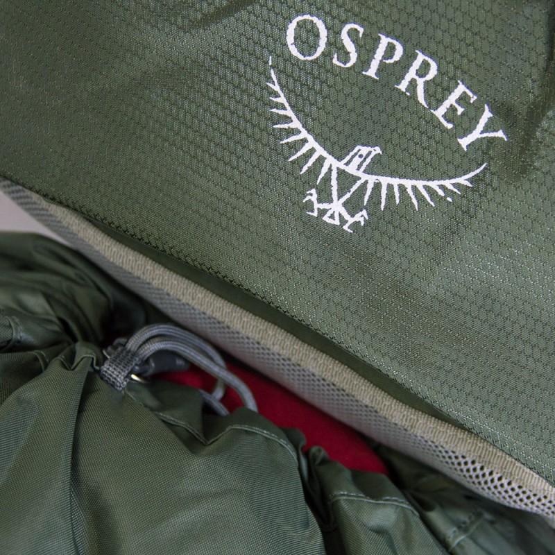 33686a2c1d4 ... Osprey Aether AG 70 L adirondack green expediční batoh (2) ...