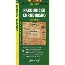 SHOCart 48 Pardubicko, Chrudimsko 1:50 000