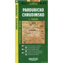 SHOCart 48 Pardubicko, Chrudimsko 1:50 000 turistická mapa