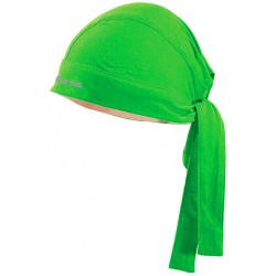 Progress D CEZ zelená unisex zavazovací čepice