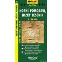 SHOCart 60 Horní Pomoraví, Nízký Jeseník 1:50 000 turistická mapa